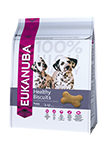 EUKANUBA PUPPY DOG TREATS HEALTHY BISCUITS FOR ALL BREEDS