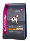 EUKANUBA ADULT DRY DOG FOOD FOR SMALL & MEDIUM BREED LAMB & RICE